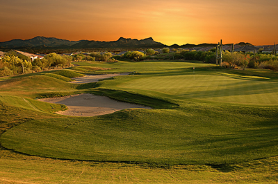 Golf The Highlands At Dove Mountain