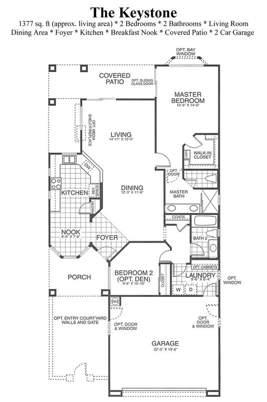 Floor Plans The Highlands At Dove Mountain